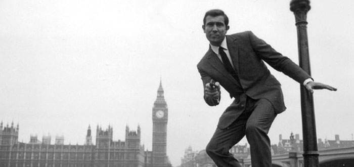 George Lazenby James Bond