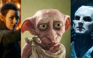 Películas con elfos cuyo aspecto no podría ser más distinto