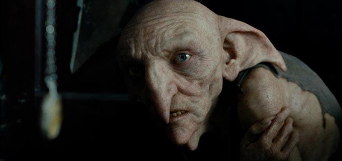 películas con elfos, kreacher
