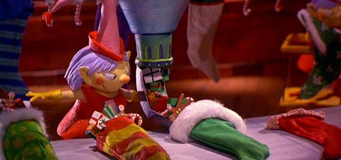 """Entre las películas con elfos también encontramos """"Pesadilla Antes de Navidad"""""""