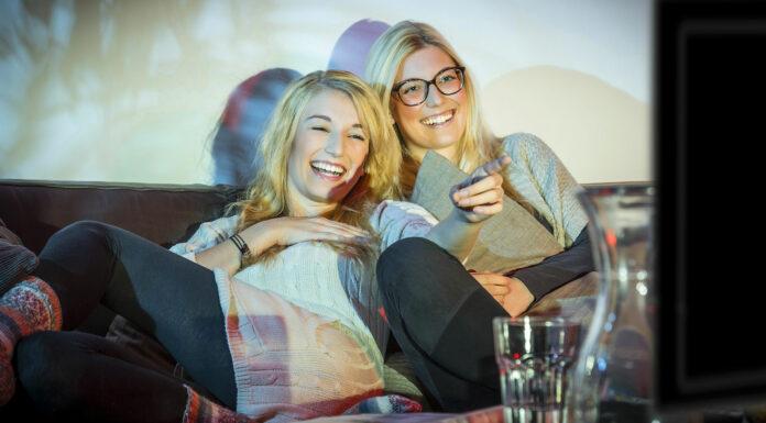¿Qué películas puedo ver en casa esta noche?