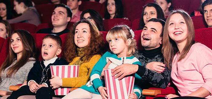 cine en familia 2