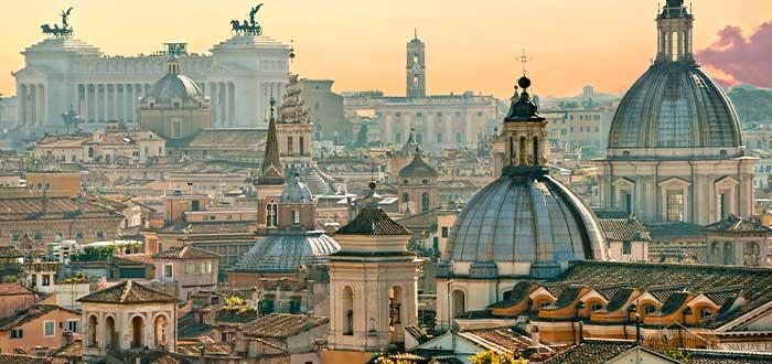escenas roma